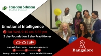 Emotional Intelligence Certifications program at Bangalore