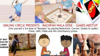 BACHPAN WALA DOSE - GAMES MEETUP - Chap 2 :: Lodhi Gardens
