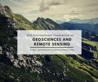 3rd International Convention on  Geosciences and Remote Sensing