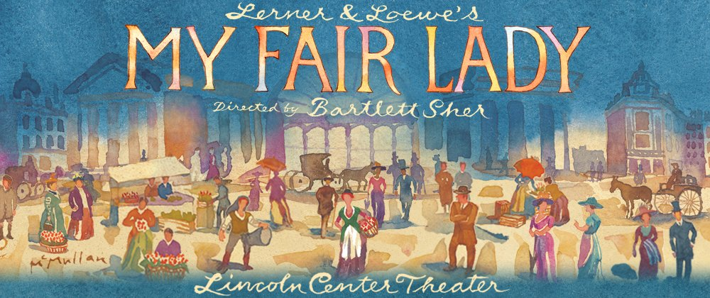 My Fair Lady Theatre Tickets at TixTM, New York, United States