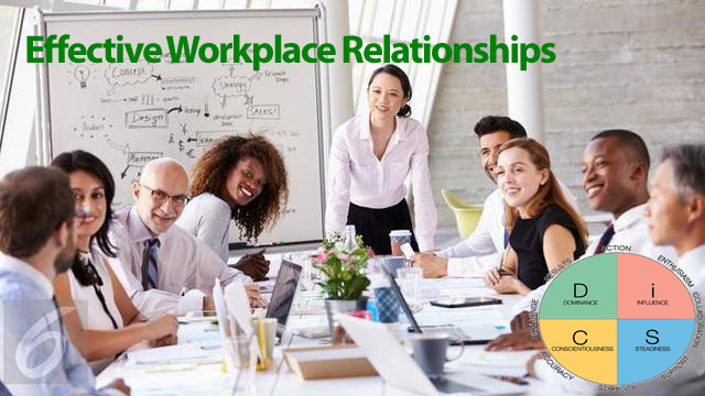 Decoding Personality: Building Effective Workplace Relationships through DiSC Styles, Denver, Colorado, United States