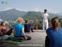 Gates open for yoga Teacher training program in Nepal