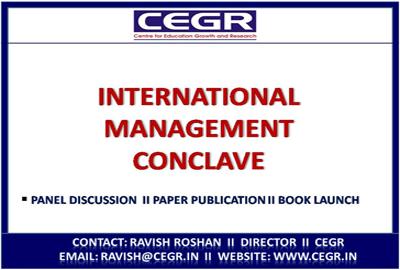 International Management Conclave, New Delhi, Delhi, India