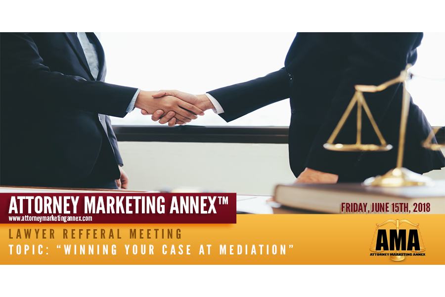 Attorney Marketing Annex Breakfast Network, Miami-Dade, Florida, United States