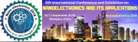 5th International Conference and Exhibition on Nanoelectronics and its Applications