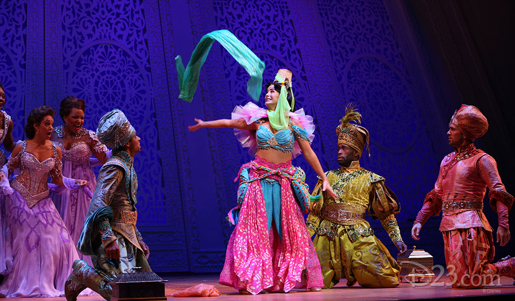 Aladdin Live Show Tickets at TixTM, New York, United States