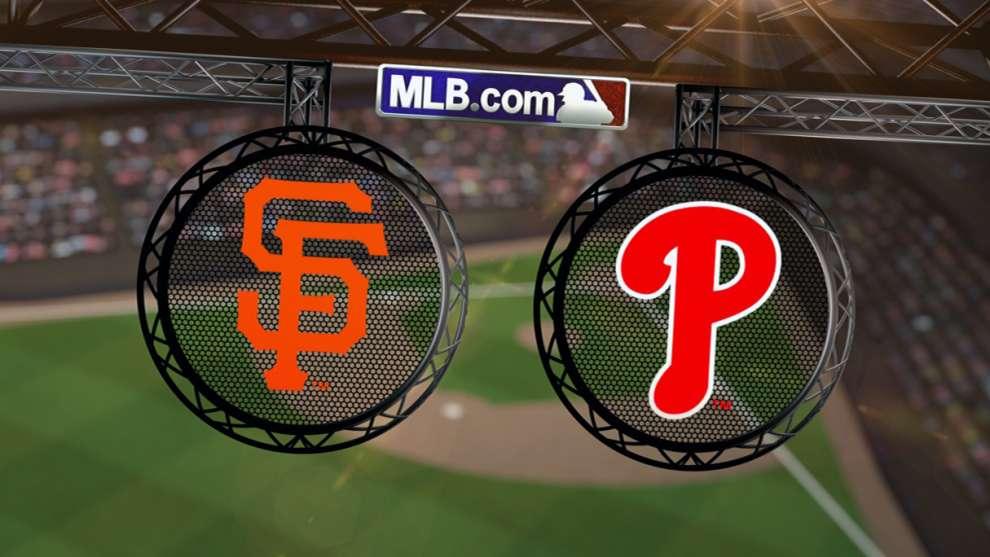 San Francisco Giants vs. Philadelphia Phillies Tickets 2018 - TixTM, San Francisco, California, United States