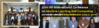 2019 11th International Conference on Machine Learning and Computing (ICMLC 2019)--ACM, Ei Compendex and Scopus
