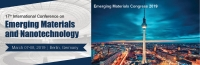 17th International Conference on Emerging Materials and Nanotechnology