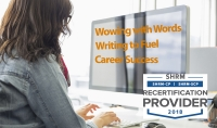 Wowing with Words: Writing to Fuel Career Success