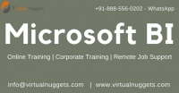 Best Microsoft BI Online Training Institution