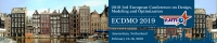2019 3rd European Conference on Design, Modeling and Optimization (ECDMO 2019)--EI Compendex, Scopus