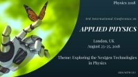 International Conference on Applied Physics - Physics 2018