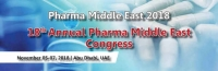 18th Annual Pharma Middle East Congress