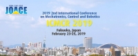 2019 2nd International Conference on Mechatronics, Control and Robotics (ICMCR 2019)--Scopus