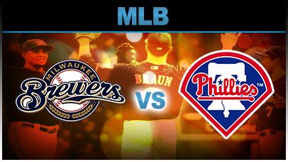 Milwaukee Brewers vs Philadelphia Phillies Tickets TixTm 2018, Milwaukee, Wisconsin, United States