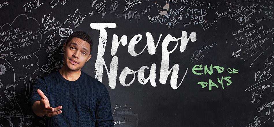 Trevor Noah Tickets 2018- Tixtm, Columbus, Ohio, United States