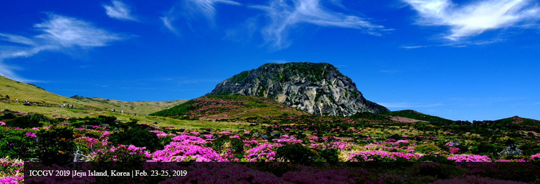 2019 International Conference on Computer Graphics and Virtuality (ICCGV 2019)--Ei Compendex and Scopus, Jeju Island, Jeju, South korea