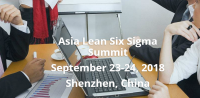Asian Lean Six Sigma Summit (AsiaLSSS 2018)
