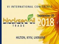 VI International Conference Black Sea Oil Trade-2018