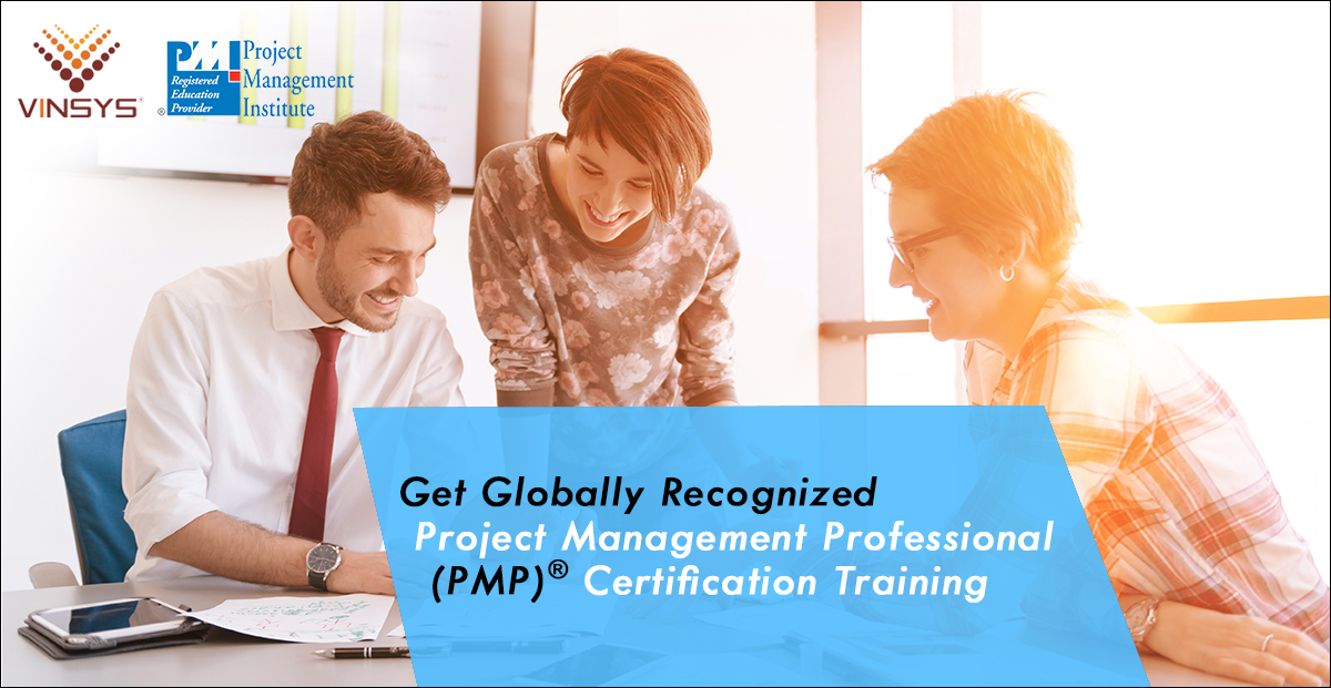 PMP Certification Training in Pune - PMP Certification Cost in Pune by Vinsys, Pune, Maharashtra, India