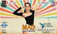 Mad Disco Nights With DJ Paroma