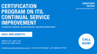 ITIL Continual Service Improvement Training & Certification