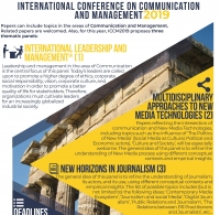 "Panel on ""Multidisciplinary Approaches to New Media Technologies"""