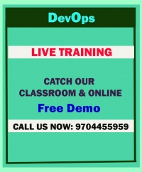 DevOPs Online Training and Free Demo Class