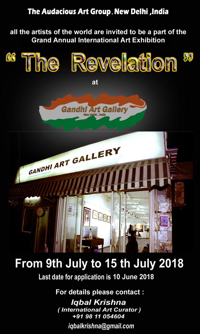The REVELATION, South Delhi, Delhi, India