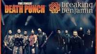 Five Finger Death Punch, Breaking Benjamin Tickets - TixTM