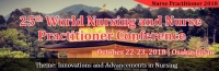 25th World Nursing and Nurse Practitioner Conference