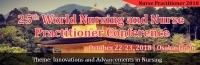 25th World Nursing and Nurse Practitioner Conference