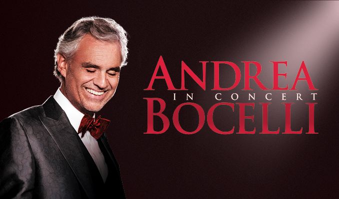 Andrea Bocelli Tickets | Event Dates & Schedule Now, Seattle, Washington, United States