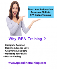 Automation Anywhere Online Training in Hyderabad FREE Demo