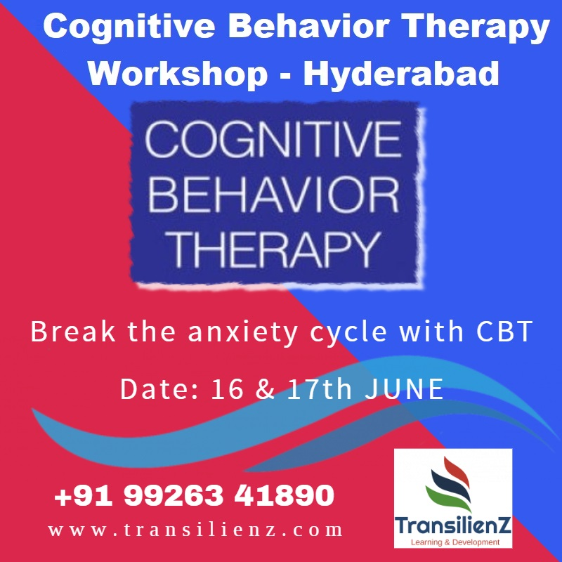 Cognitive Behavioral Therapy, Hyderabad, Telangana, India