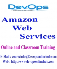 AWS Course online and Classroom Training in Hyderabad FREE DEMO