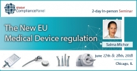 The New EU Medical Device regulation 2018