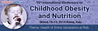 12th International Conference on Childhood Obesity & Nutrition