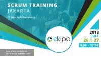 2 Day Scrum Training Jakarta