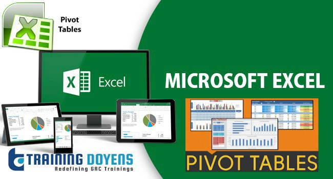 Excel as a Business Intelligence Tool –Pivot Tables and Charts, Aurora, Colorado, United States