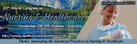 25th World Congress on Nursing & Healthcare