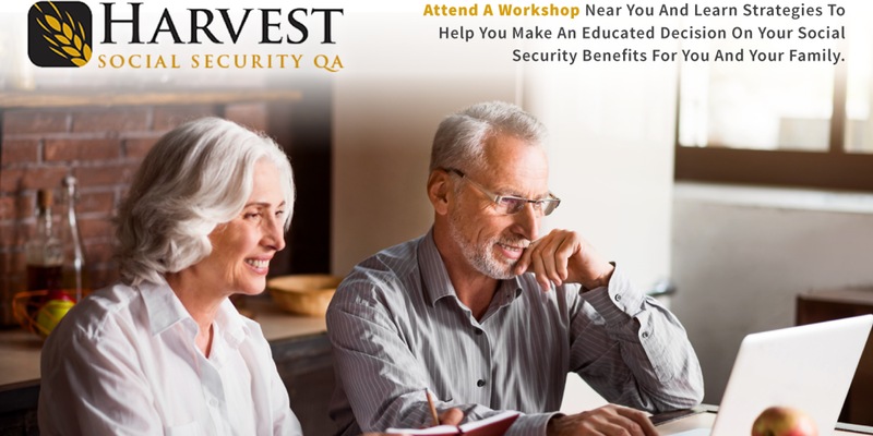 Free Social Security Benefits Advice Workshop, St. Joseph, Indiana, United States