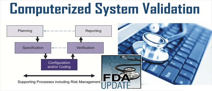 Developing a Strategic Approach to FDA Compliance for Computer System Validation, Aurora, Colorado, United States
