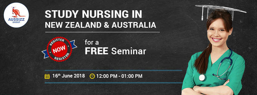 FREE seminar on Study Nursing in New Zealand & Australia, Auckland, New Zealand