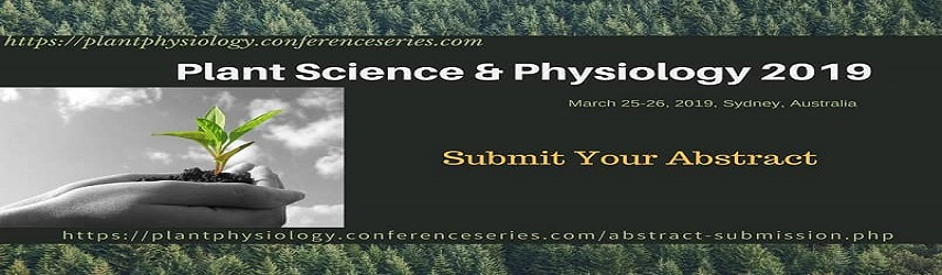 4th International Conference on Plant Science and Physiology, Sydney, New South Wales, Australia