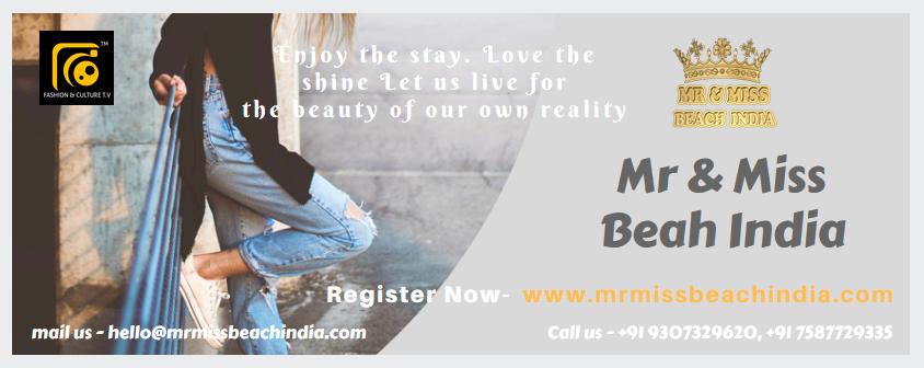 Mr & Miss Beach India, Mumbai, Maharashtra, India