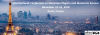 International Conference on Materials Physics and Materials Science