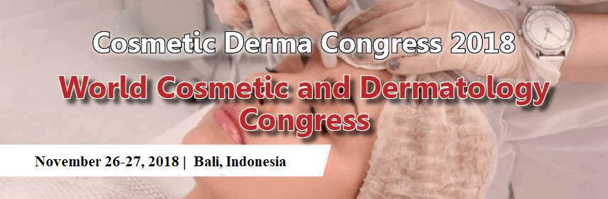 World Cosmetic and Dermatology Congress, Bali, Indonesia