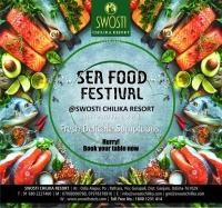Hotels and Resort in Chilika Offer Sea Food Festival Hosted by Swosti Chilika Resort